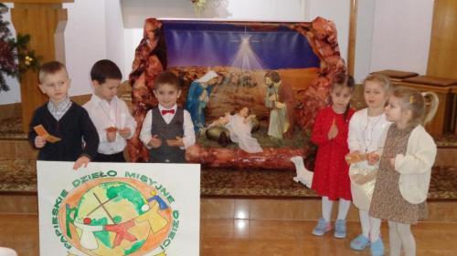 Przyjęcie do Papieskich Dzieł Misyjnych Dzieci 2021